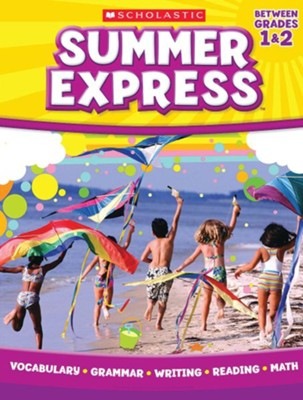 Summer Express 1-2  -     By: Scholastic