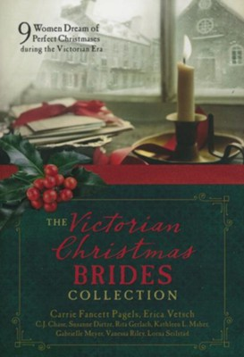 The Victorian Christmas Brides Collection   -     By: C.J. Chase, Susanne Dietze, Rita Gerlach
