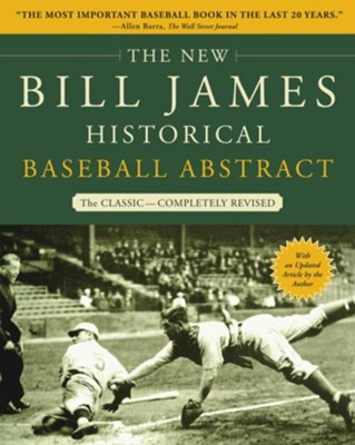 Prime The New Bill James Historical Baseball Abstract Beutiful Home Inspiration Cosmmahrainfo