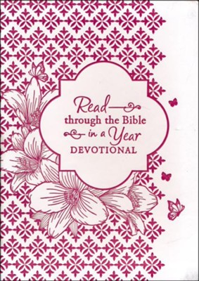 Read through the Bible in a Year Devotional    -     By: Emily Marsh