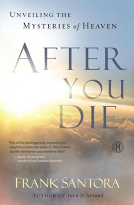30 Seconds After You Die - eBook  -     By: Frank Santora