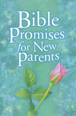 Bible Promises for New Parents - eBook  -