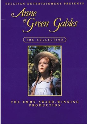 Anne of Green Gables Trilogy, DVD Boxed Set   -
