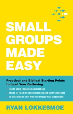 Small Groups Made Easy: Practical and Biblical Starting Points to Lead Your Gathering  -     By: Ryan Lokkesmoe