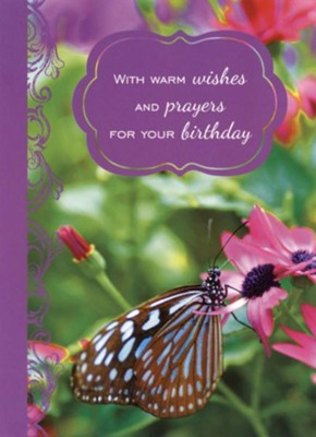 Assorted Birthday Cards, Box of 12  -