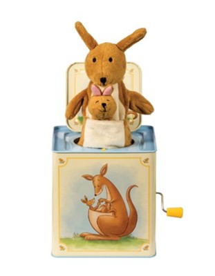 Kangaroo Jack in the Box  -