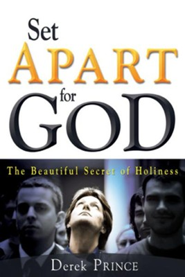 Set Apart For God - eBook  -     By: Derek Prince