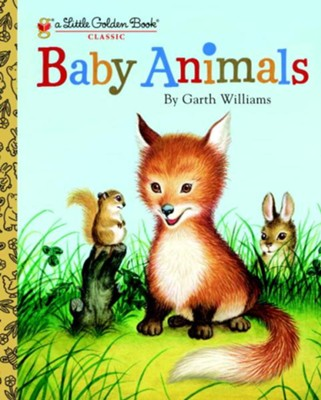 Baby Animals - eBook  -     By: Garth Williams