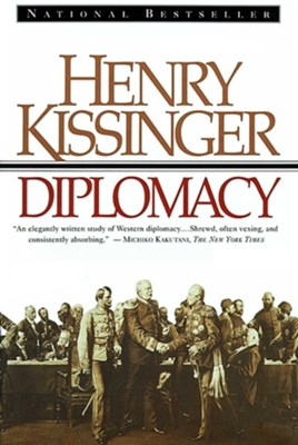 Diplomacy - eBook  -     By: Henry A. Kissinger