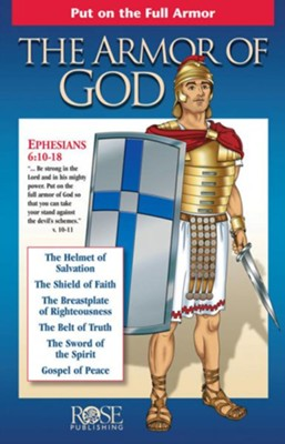 The Armor of God - eBook  -     By: Rose Publishing
