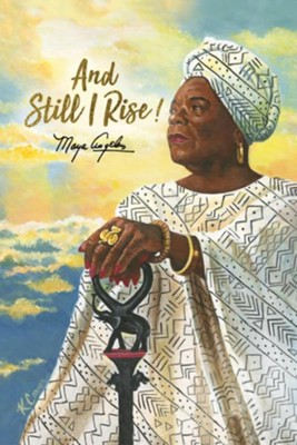 And Still I Rise Magnet  -     By: Keith Conner