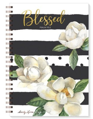 Blessed Journal  -     By: Sandy Clough