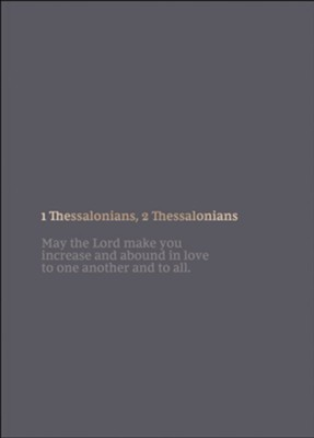 1-2 Thessalonians, NKJV Scripture Journal  -