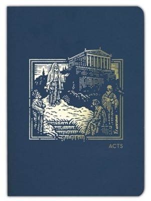 NET Abide Bible Journal, Comfort Print, Acts  -