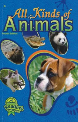 All Kinds of Animals Grade 2 Reader (4th Edition)   -