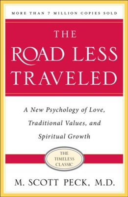 The Road Less Traveled, 25th Anniversary Edition  -     By: M. Scott Peck M.D.