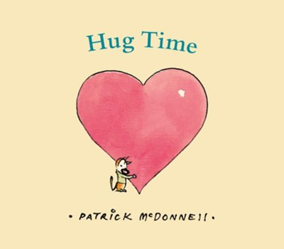 Hug Time - eBook  -     By: Patrick McDonnell