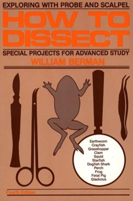 How to Dissect - eBook  -     By: William Berman