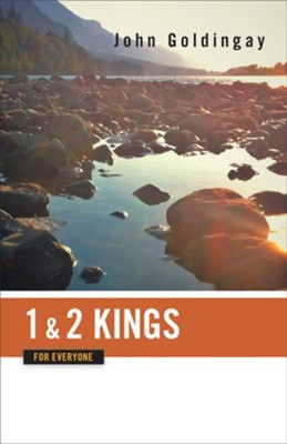 1 & 2 Kings for Everyone - eBook  -     By: John Goldingay