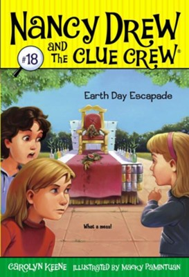 Earth Day Escapade - eBook  -     By: Carolyn Keene