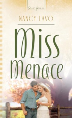 Miss Menace - eBook  -     By: Nancy Lavo