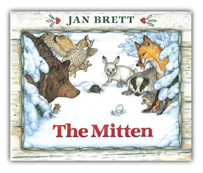 The Mitten 20th Anniversary Edition  -     By: Jan Brett     Illustrated By: Jan Brett