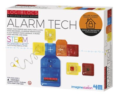Alarm Tech Kit  -