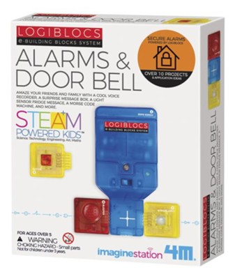 Alarms and Doorbell Kit  -