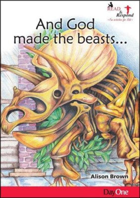 And God Made the Beasts  -     By: Alison Brown