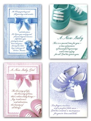 Baby, Bundle Of Joy, Boxed cards (KJV)  -