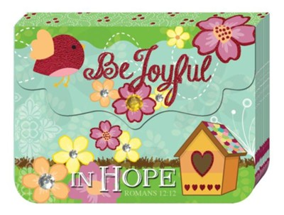 Be Joyful in Hope, Memo Pad  -