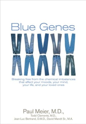 Blue Genes - eBook  -     By: Paul Meier M.D., Todd Clements M.D., Jean-Luc Bertrand D.M.D.