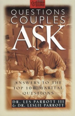 Questions Couples Ask: Answers to the Top 100 Marital Questions - eBook  -     By: Dr. Les Parrott, Dr. Leslie Parrott