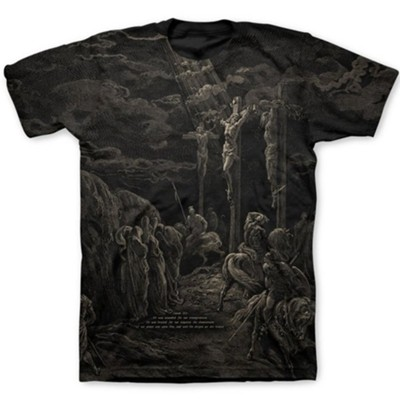 Calvary Shirt, Black, Small, Unisex   -