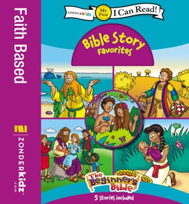 Bible Story Favorites - eBook  -     By: Kelly Pulley(Illustrator)     Illustrated By: Kelly Pulley