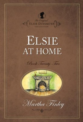 Elsie at Home - eBook  -     By: Martha Finley