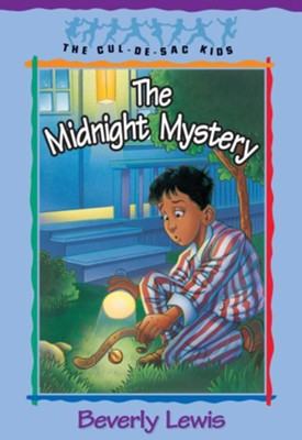 Midnight Mystery, The - eBook  -     By: Beverly Lewis