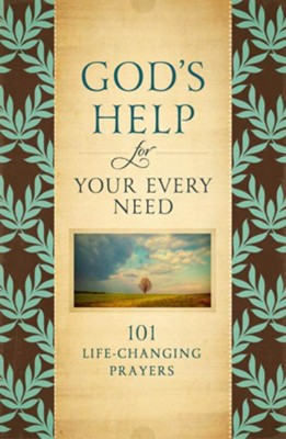 God's Help in Times of Need: 101 Prayers When You Need Divine Help - eBook  -     By: Howard Books