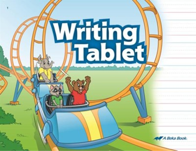 1st Grade Writing Tablet (Unbound Edition)   -