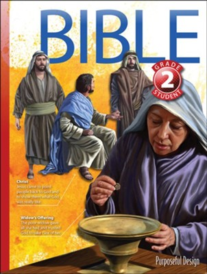 Bible: Grade 2 Student Textbook (3rd Edition)   -