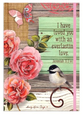 Everlasting Love, 2018-2019 18-Month Perfect Planner  -     By: Sandy Clough