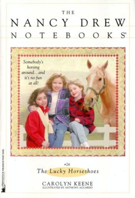 The Lucky Horseshoes - eBook  -     By: Carolyn Keene