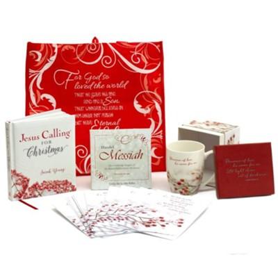 Christmas Gift.Jesus Calling For Christmas Gift Collection