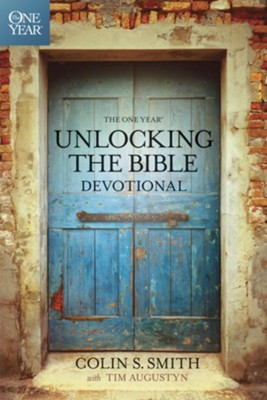 The One Year Unlocking the Bible Devotional - eBook  -     By: Colin Smith