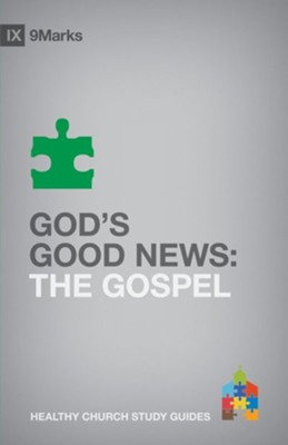 God's Good News: The Gospel - eBook  -     By: Bobby Jamieson
