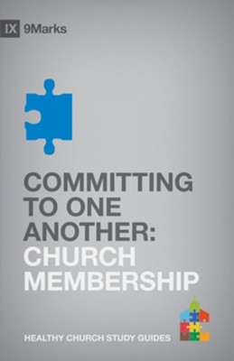 Committing to One Another: Church Membership - eBook  -     By: Bobby Jamieson