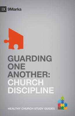 Guarding One Another: Church Discipline - eBook