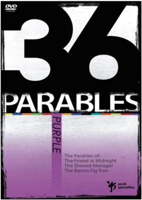 Purple: 36 Parables DVD   -     By: 36 Parables