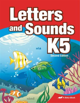 Letters and Sounds K5 (Unbound Edition)   -