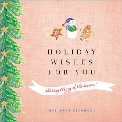 Holiday Wishes for You  -     By: Marianne Richmond